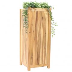 Hardhouten plantenbak Enjoyplanter Falco 40x40x100 cm