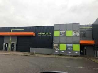 Magazijn Green-Lab.nl