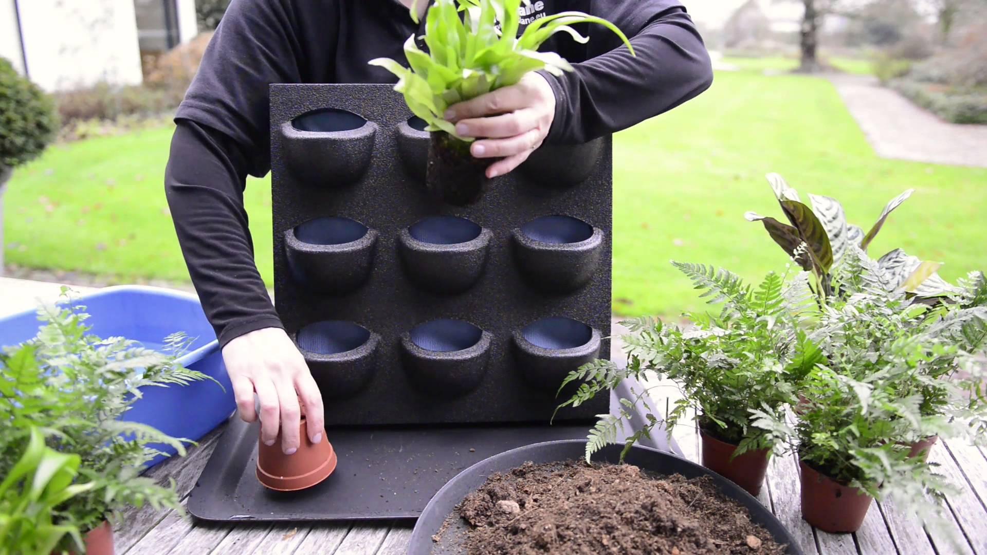 Beplanten van een casette