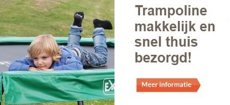 trampoline bestellen