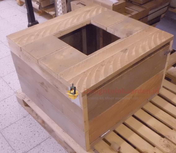 Een vuurtafel bouw je gemakkelijk zelf for Zelf tafel maken